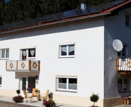 5 Sterne Gruppenferienhaus nahe dem Berg Arber
