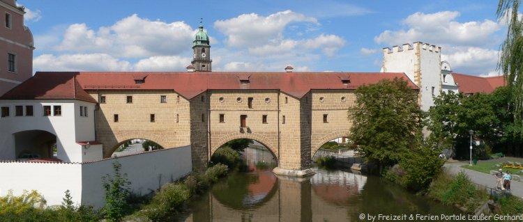 Städte in Bayern Amberg in der Oberpfalz