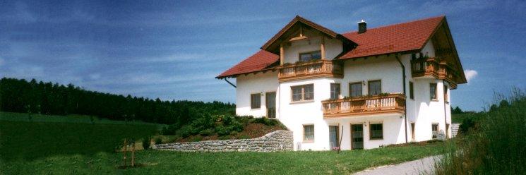 Ferienwohnung Vogl in Zandt Bayerischer Wald Hausansicht