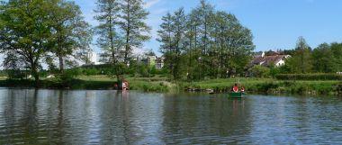Angelurlaub im Bayerischen Wald Angeln an Seen und Flüssen