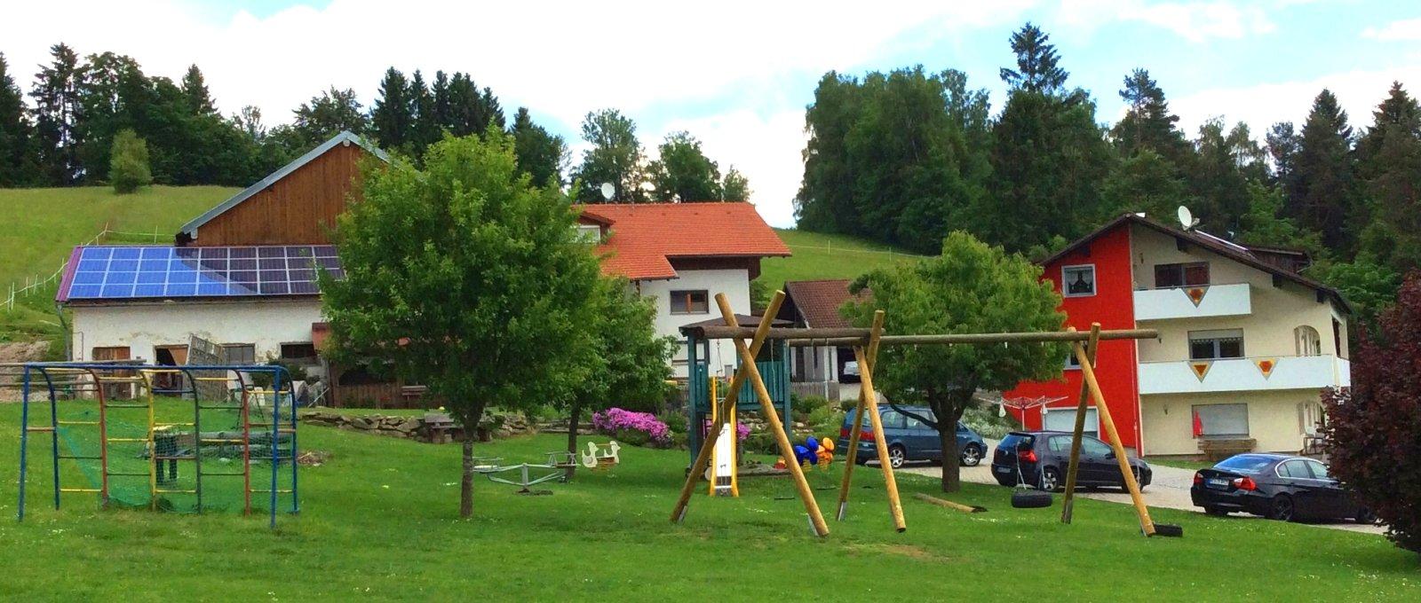Aulingerhof der Bauernhof mit Swimmingpool + Sauna