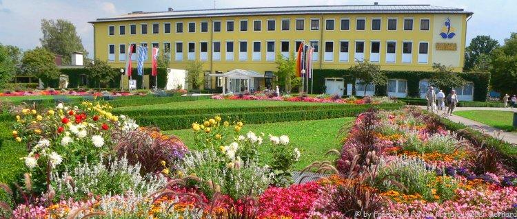 Bayerisches Thermenland Kurorte in Bayern