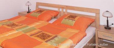 allergikergeeignete Ferienwohnungen im Bayerischen Wald - Bild von den Betten