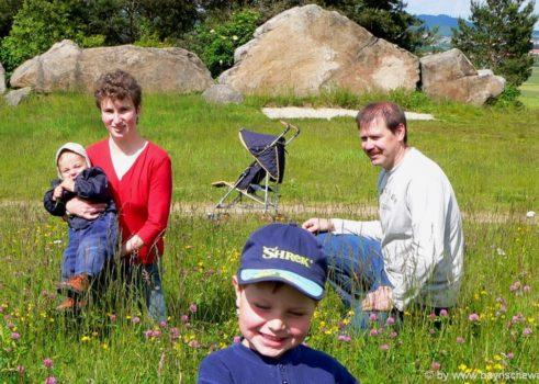 Familienurlaub Bayerischer Wald