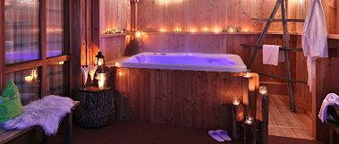 Ferienhütten und Luxus Chalets in Bayern mit Pool, Sauna und Wellness