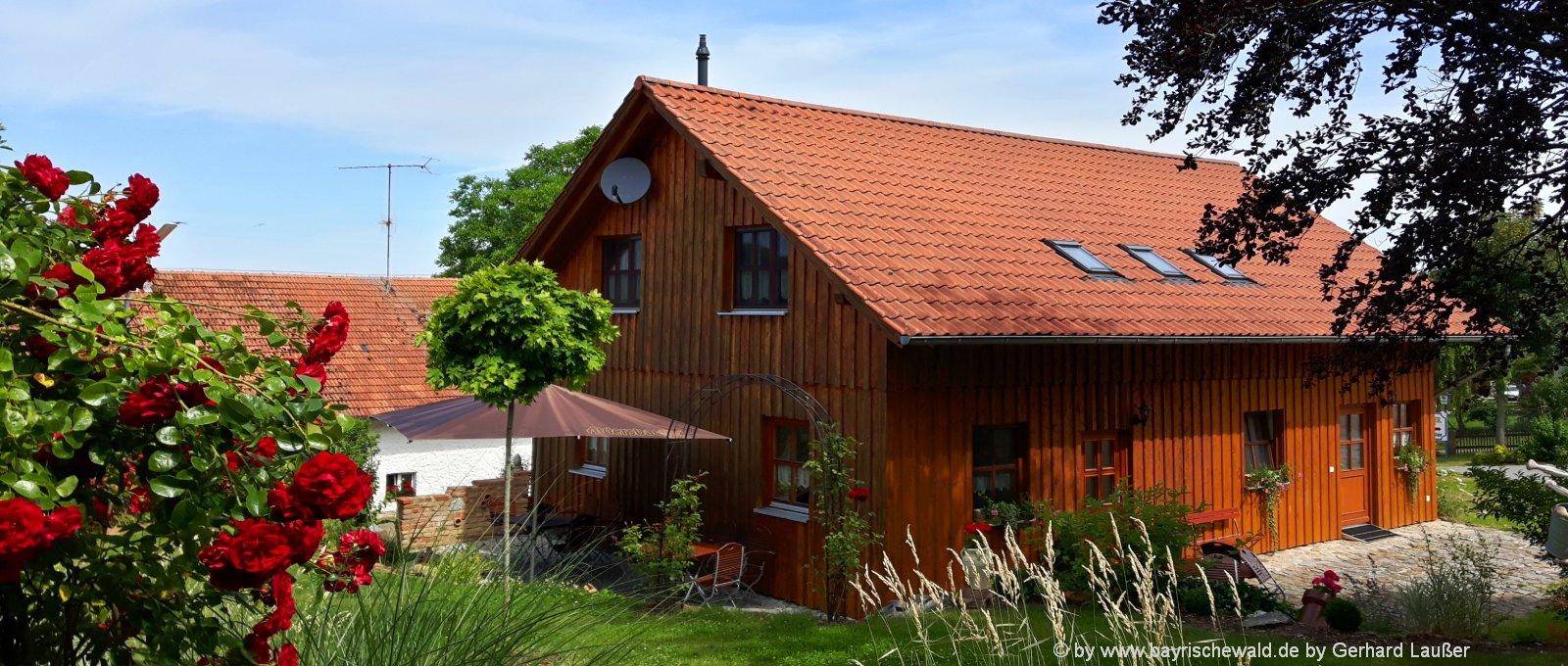 Ferienhaus Rachelblick Unterkünfte im Landkreis Regen