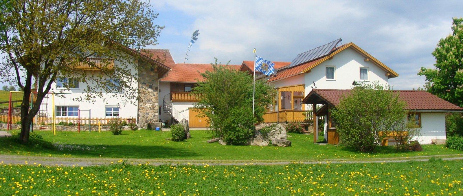 Ferienhof Bayerwaldblick in Kirchberg im Wald