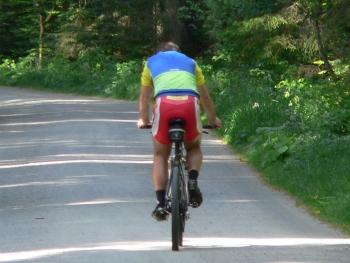 BMX Rad kaufen Fahrrad Tour im Bayerischen Wald
