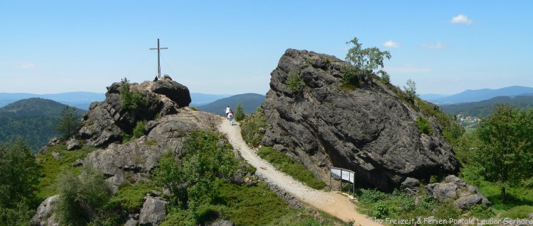 Gruppenausflüge in Bayern silberberg Gipfel Wanderung