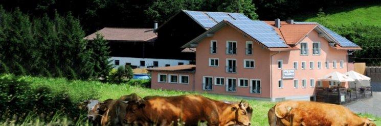 Motorradurlaub in der Familienpension Boxleitenmühle in Bayern