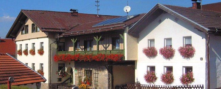 Bauernhof Brechenmacherhof in Rinchnach