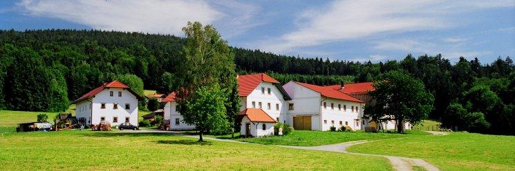 Bayerischer Wald Wohlfühlbauernhof in Bayern Ansicht
