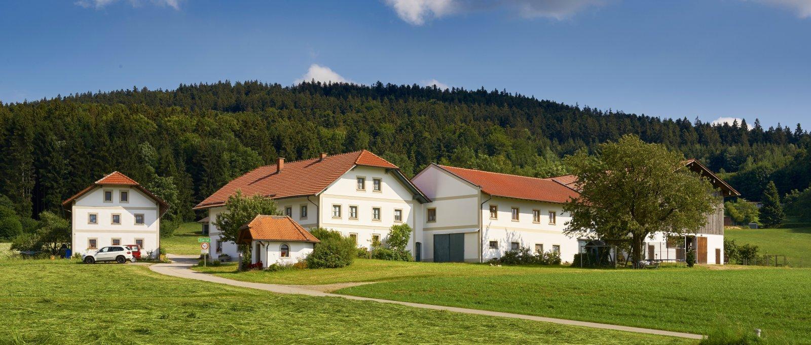Bauernhof Breinhof in Waldkirchen – Kontakt
