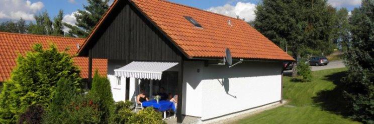 Ferienhaus Brückner bei Vohenstrauß Ansicht