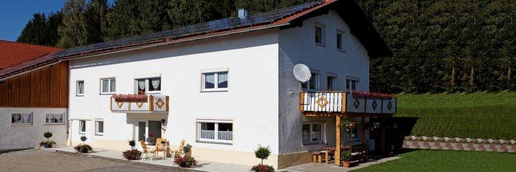 Ferienhaus Arber am Bauernhof in Kaikenried