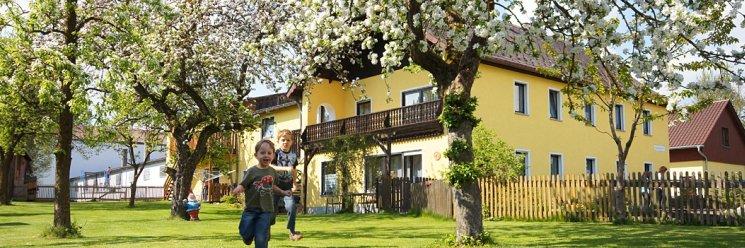 Bauernhof Frank in Schwarzenbach Ansicht