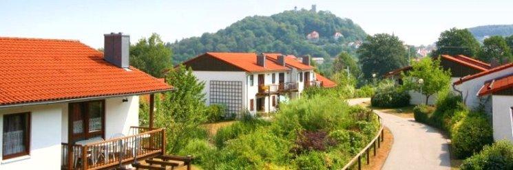 Bayerischer Wald Ferienpark Familienurlaub Deutschland Ansicht