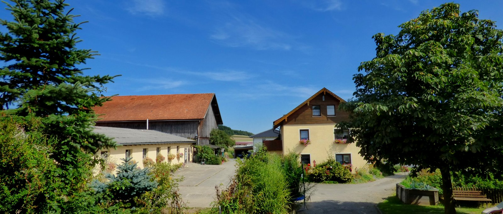 Ferienhof Fischer in Weiding – Kontakt