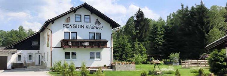 Familienfreundliche Pension im Bayerischen Wald Urlaub mit Hund und KInd