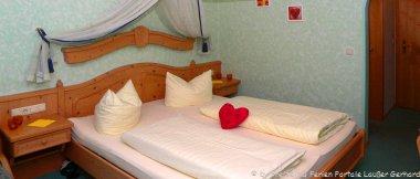 Gasthäuser in Niederbayern Zimmer in der Pension