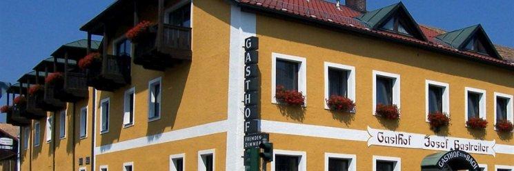 Hotel Gasthof zum Bach in Neukirchen beim Hl. Blut Ansicht