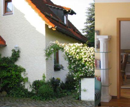 Ferienwohnung am Goldsteig in Falkenstein