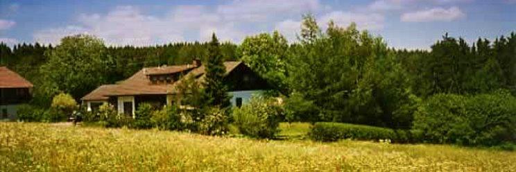 Ferienwohnung Hackl in Kirchberg Hausansicht