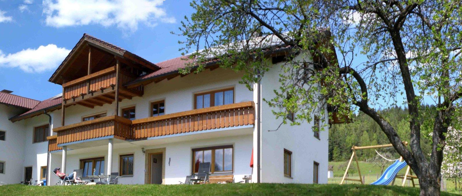 Ferienhaus Hamberger in Kaikenried – Kontakt