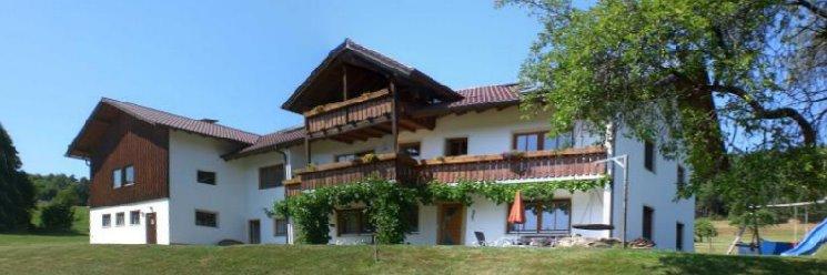 Ferienhaus Hamberger in Kaikenried Hausansicht