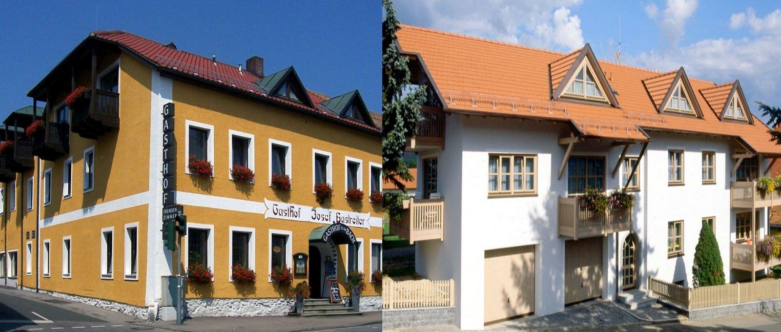 Wander und Skihotel Gasthof Zum Bach am Hohen Bogen