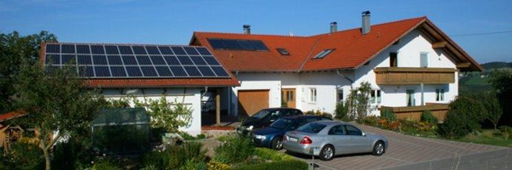 Ferienwohnung Haus Barbara in Höhof Ansicht