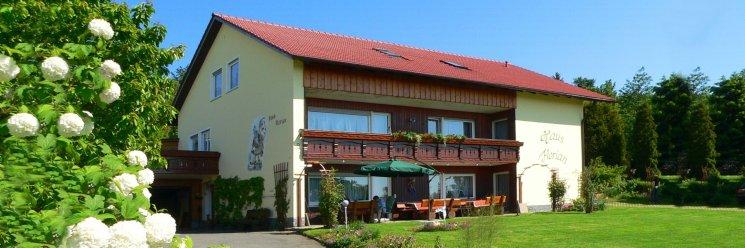 Pension Haus Florian in Waldmünchen Ansicht