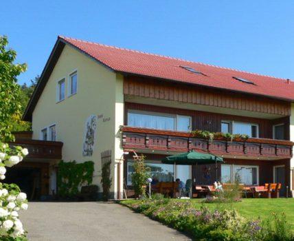 4 Sterne Familien Pension Haus Florian in Waldmünchen