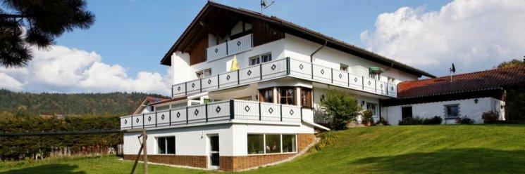 Hotel Haus am Berg Familie Eder in Oberasberg / Rinchnach