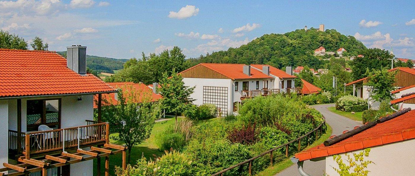 Ferienpark für Familien in Falkenstein nähe Freibad