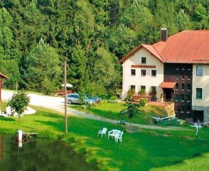 Reiturlaub am Ferienhof Hubmühle ruhige Alleinlage