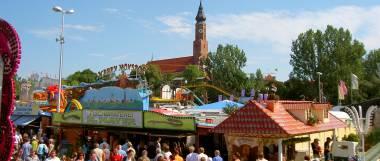 Abschlußfahrt Schülerreisen Volksfest Straubing