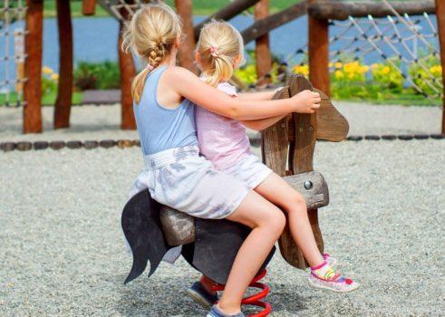 Kinderland Unterkünfte