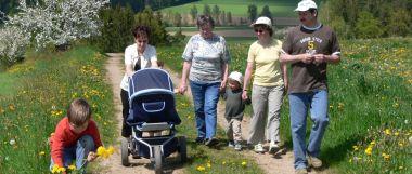 Kinderurlaub Bauernhof Ausflüge Ferienwohnung Kinderhotel