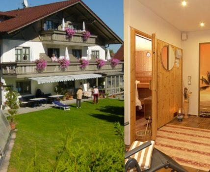 Pension König in Bischofsmais Ferienwohnung und Zimmer