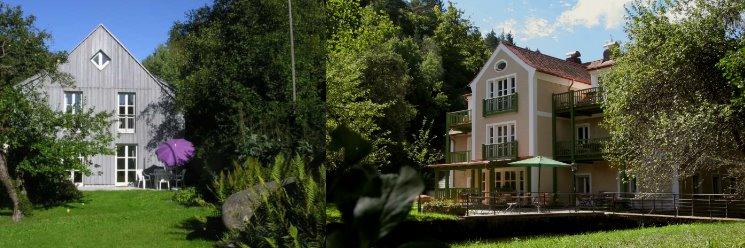 Ferienwohnungen im Oberpfälzer Wald Landhaus Kopp Ansicht