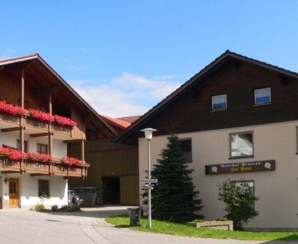 Pension zur Post in Achslach Senioren und Bikerurlaub