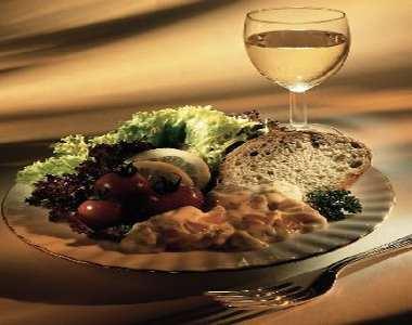 Kulinarische Reisen Bayerischer Wald leckeres Essen