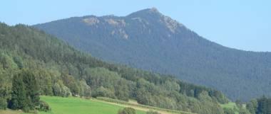 Kurzreise in den Bayerischen Wald Bergpanorama