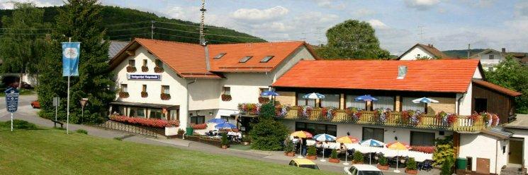 Landgasthof Bayerwald in Rohrstetten bei Lalling Ansicht