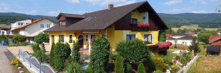 Landhaus Simon in Gleißenberg Ansicht