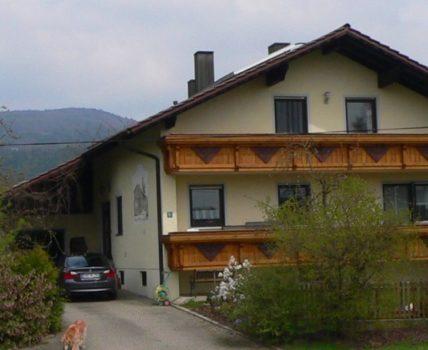 Ferienwohnung mit Balkon und Garten Hunde erlaubt