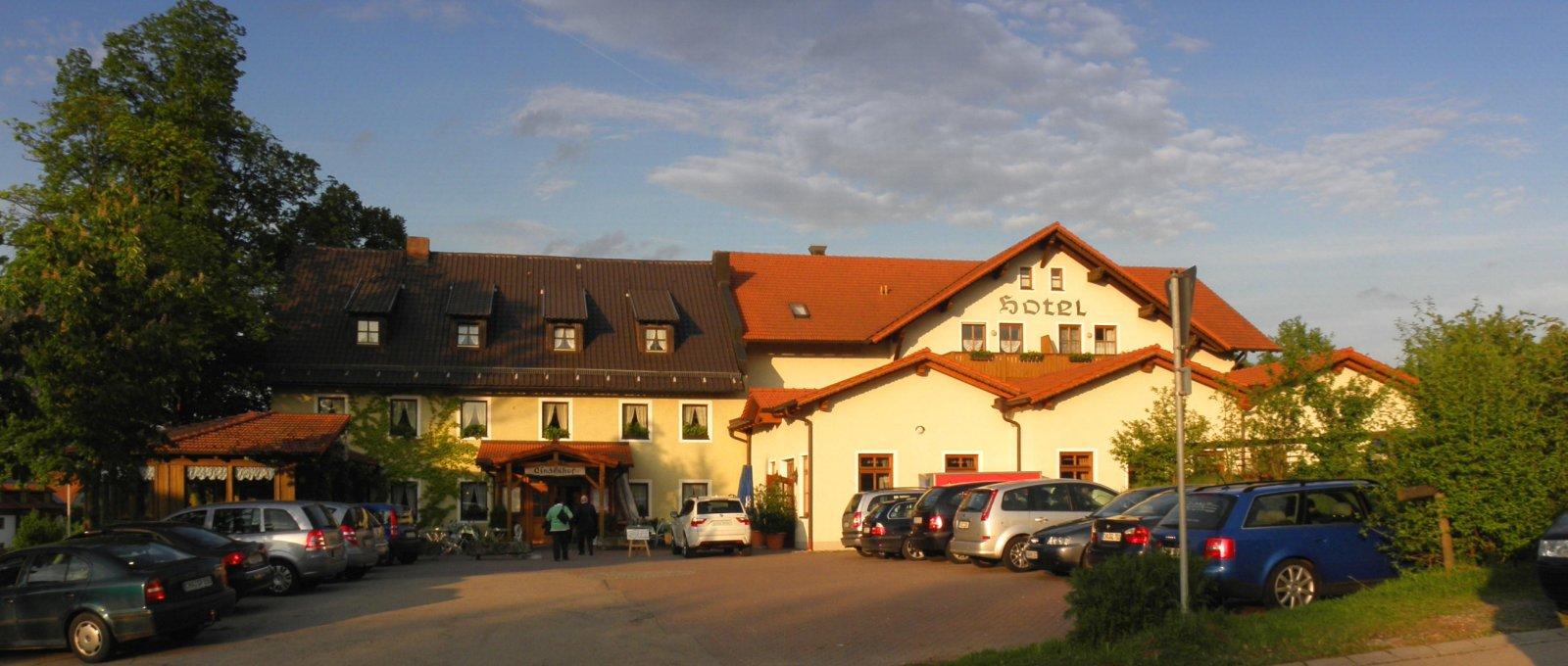 Hotel Gasthof Lindenhof nahe der Stadt Regensburg