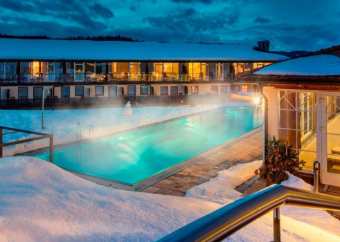 Wellness Hotel Lindenwirt Verwöhnurlaub in Bodenmais