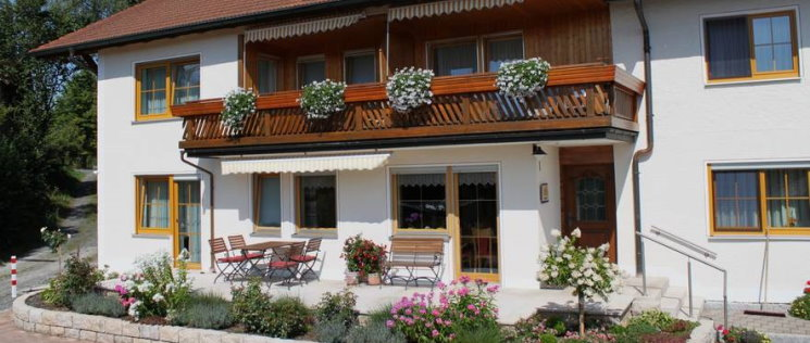 Pension Meierhofer in Stein bei Tiefenbach